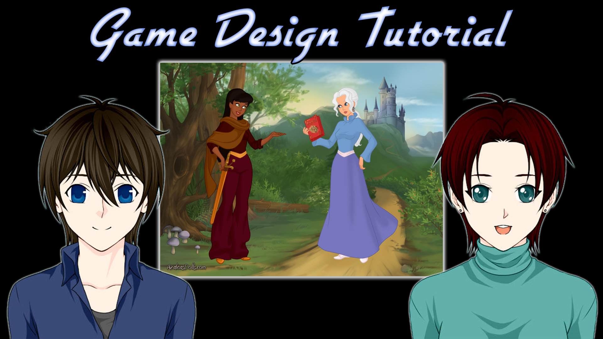 Game Design Tutorial – Character Development Tips – RPG Maker