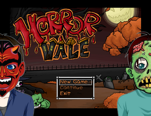 RPG Maker Let's Play – Horrorvale – Game Critique